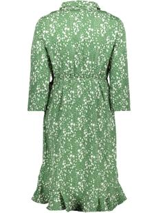 vmhenna 3/4 short shirt dress exp 10228919 vero moda jurk myrtle/ellie