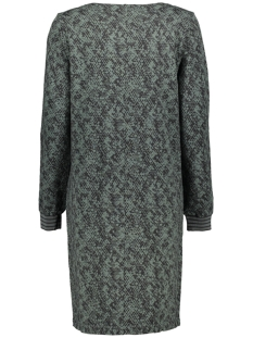 jurk met slangen print 23001619 sandwich jurk 50044