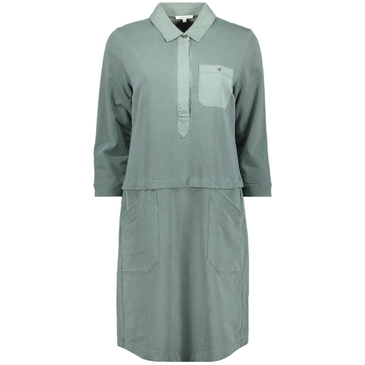 casual jurk in laagjes 23001620 sandwich jurk 50044