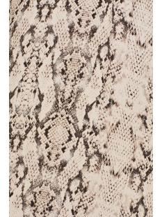 wikkeljurk met slangenprint 089eo1e037 esprit collection jurk e240