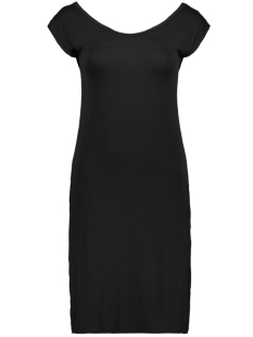 IZ NAIZ Jurk BASIC DRESS 3368 BLACK