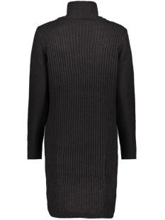 nmaiden l/s high neck knit dress 27009459 noisy may jurk black