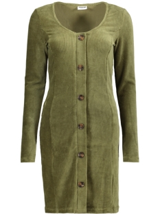 Noisy may Jurk NMWINNER S/S SHORT DRESS 6 27008475 Winter Moss