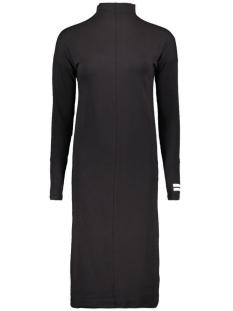 high neck dress 20 331 9103 10 days jurk black