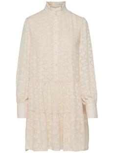 Only Jurk ONLELLA SHORT L/S DRESS WVN 15197815 Pink Tint