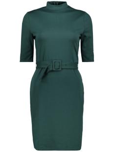 Only Jurk ONLFREJA 3/4 BELTED DRESS JRS 15189314 Ponderosa Pine