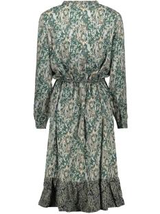 woven dress bellow knee u6030 saint tropez jurk 8314