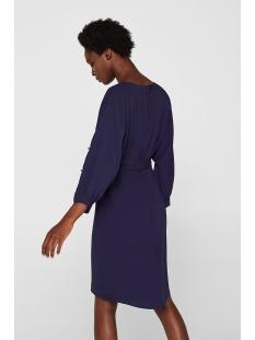 geweven jurk met vleermuismouwen  089eo1e017 esprit collection jurk e400