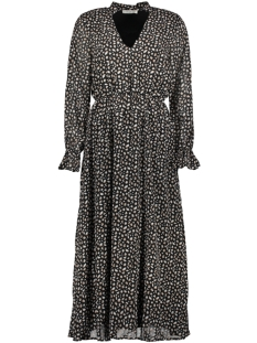 Circle of Trust Jurk IVANA DRESS W19 75 6450 LEOPARD HIDDEN SAND