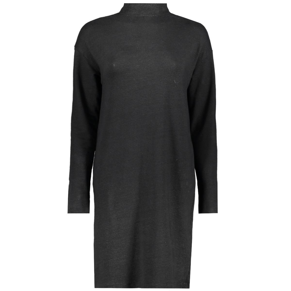 linen dress 20 347 9103 10 days jurk black