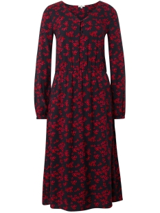 jurk met bloemen 1014828xx70 tom tailor jurk 20039