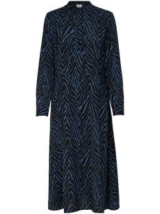 Jacqueline de Yong Jurk JDYLUCY L/S DRESS DENIM WVN 15185149 Black/DARK DENIM