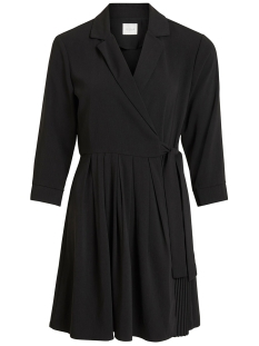 Vila Jurk VIDWELL 3/4 SLEEVE DRESS 14054874 Black