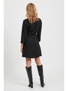 vidwell 3/4 sleeve dress 14054874 vila jurk black
