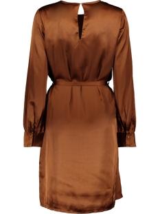 objalina l/s dress a div 23031970 object jurk brown patina