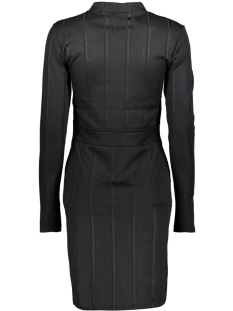 nmartis short l/s dress 7 27009121 noisy may jurk black