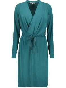 jurk met overslag effect j90280 garcia jurk 2366 botanical