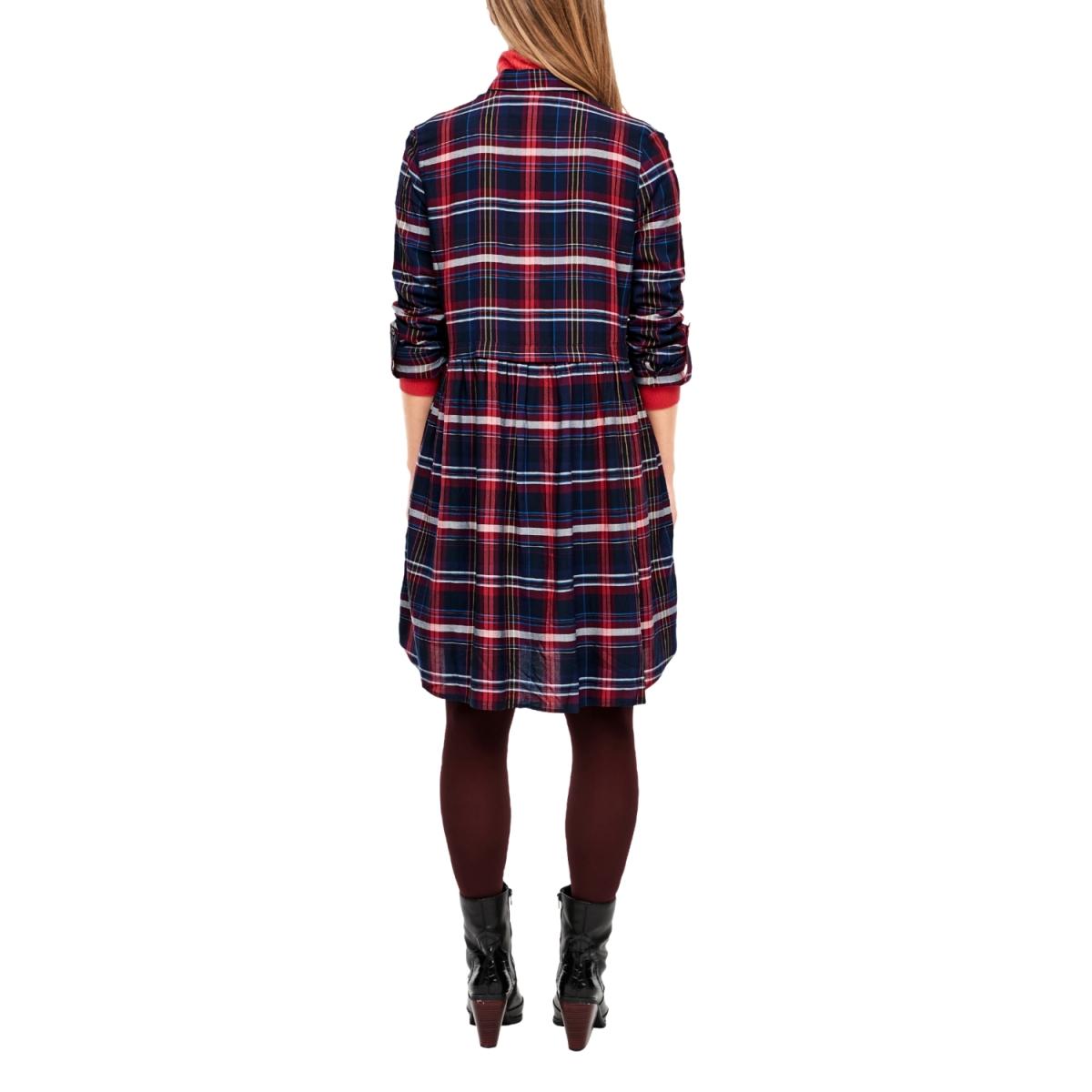 overhemd jurk met borduursel 14910825258 s.oliver jurk 59r8