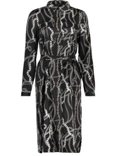 vmcailey l/s shirt tunic exp 10222766 vero moda tuniek black/chain