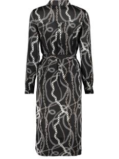 vmcailey l/s shirt tunic exp 10222766 vero moda jurk black/chain