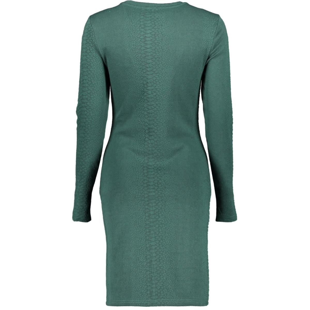 onljackie bodycon l/s dress jrs 15191260 only jurk ponderosa pine