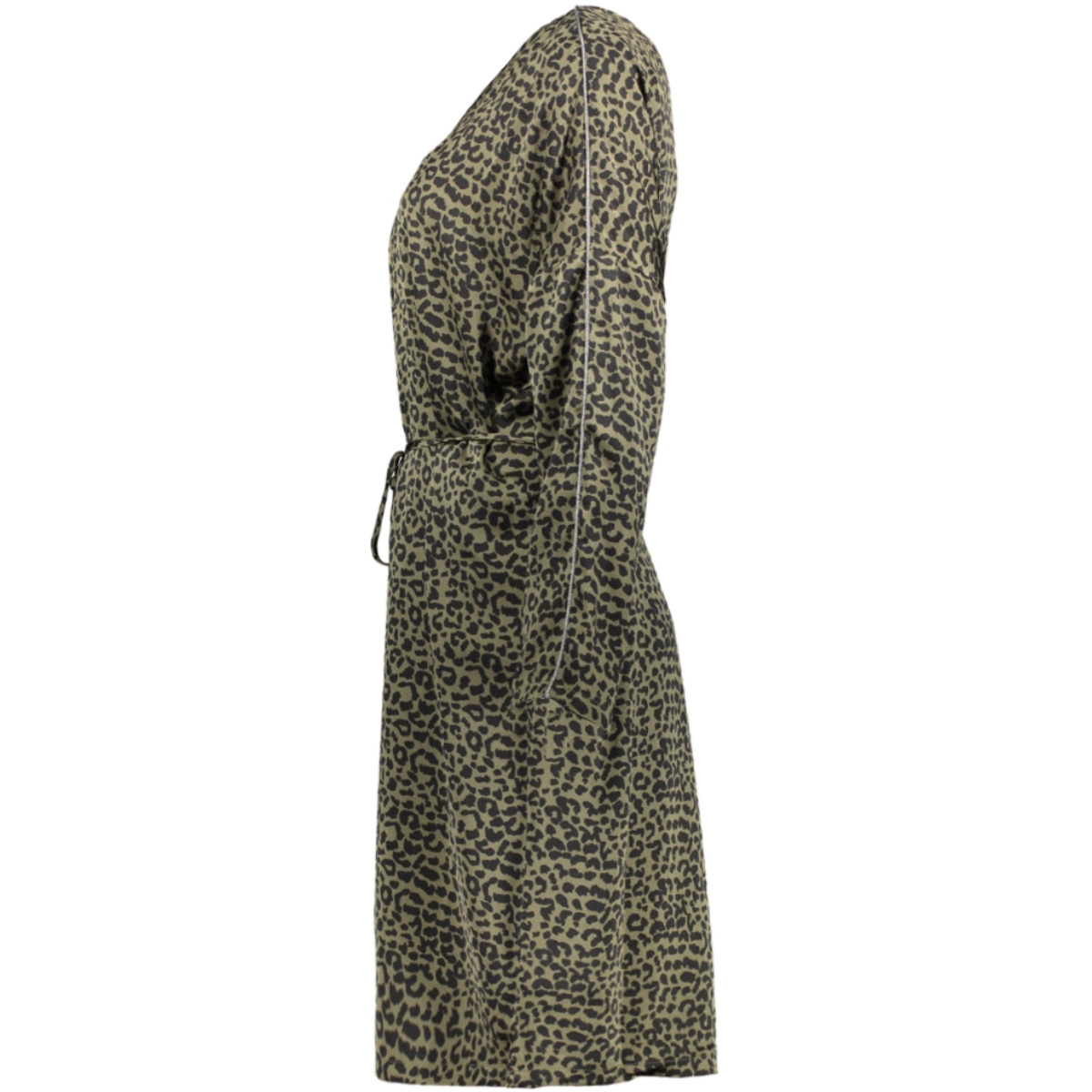 woven dress on knee 30501668 saint tropez jurk 18 0515 musk