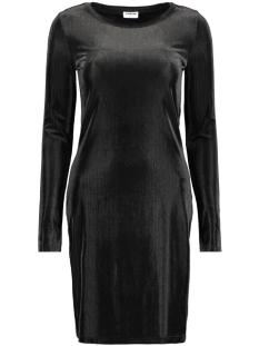 Noisy may Jurk NMZANNA L/S SHORT DRESS 7 27009187 BLACK