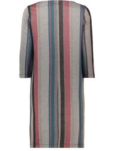 gestreepte jacquard jurk 23001669 sandwich jurk 20150