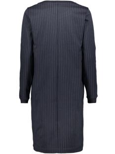 krijtstreep jurk met lurex bies 23001649 sandwich jurk 40153