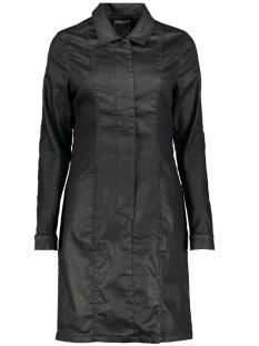 Geisha Jurk DRESS COATED 97801 BLACK