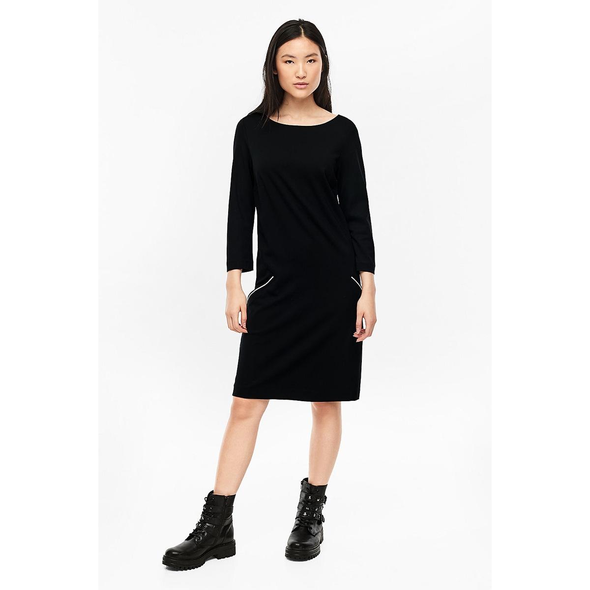 jurk met steekzakken 14911825270 s.oliver jurk 9999