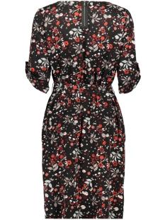 jurk met bloemenprint 23001640 sandwich jurk 80041