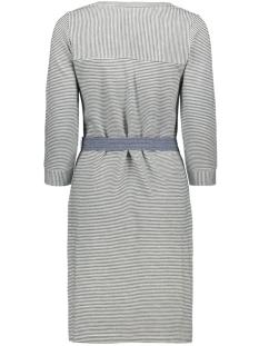 gestreept jurkje met strikkoord 23001453 sandwich jurk 41045