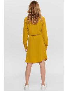 jdypaul l/s shirt dress wvn 15192585 jacqueline de yong jurk chai tea