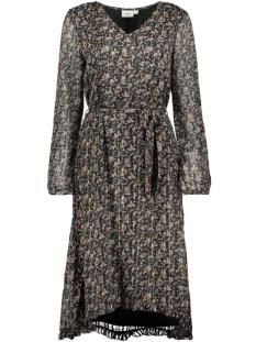 woven dress long l s u6054 30501647 saint tropez jurk 0001