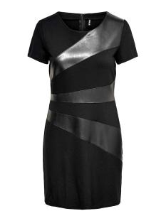 ONLDINAS FAUX LEATHER DRESS OTW 15190952 Black