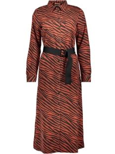 toni garrn jurk met riem 1015734xx70 tom tailor jurk 20913