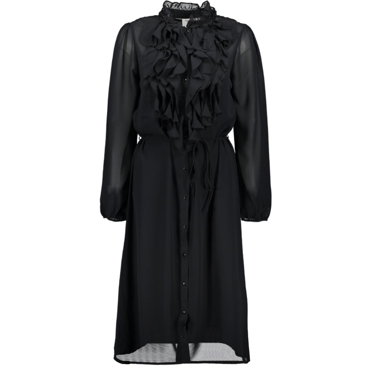 lilly sz dress 30510378 saint tropez jurk 19 3911 black
