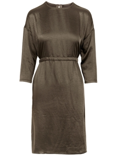 feestelijk jurkje 03fj19nbgn zusss jurk groen
