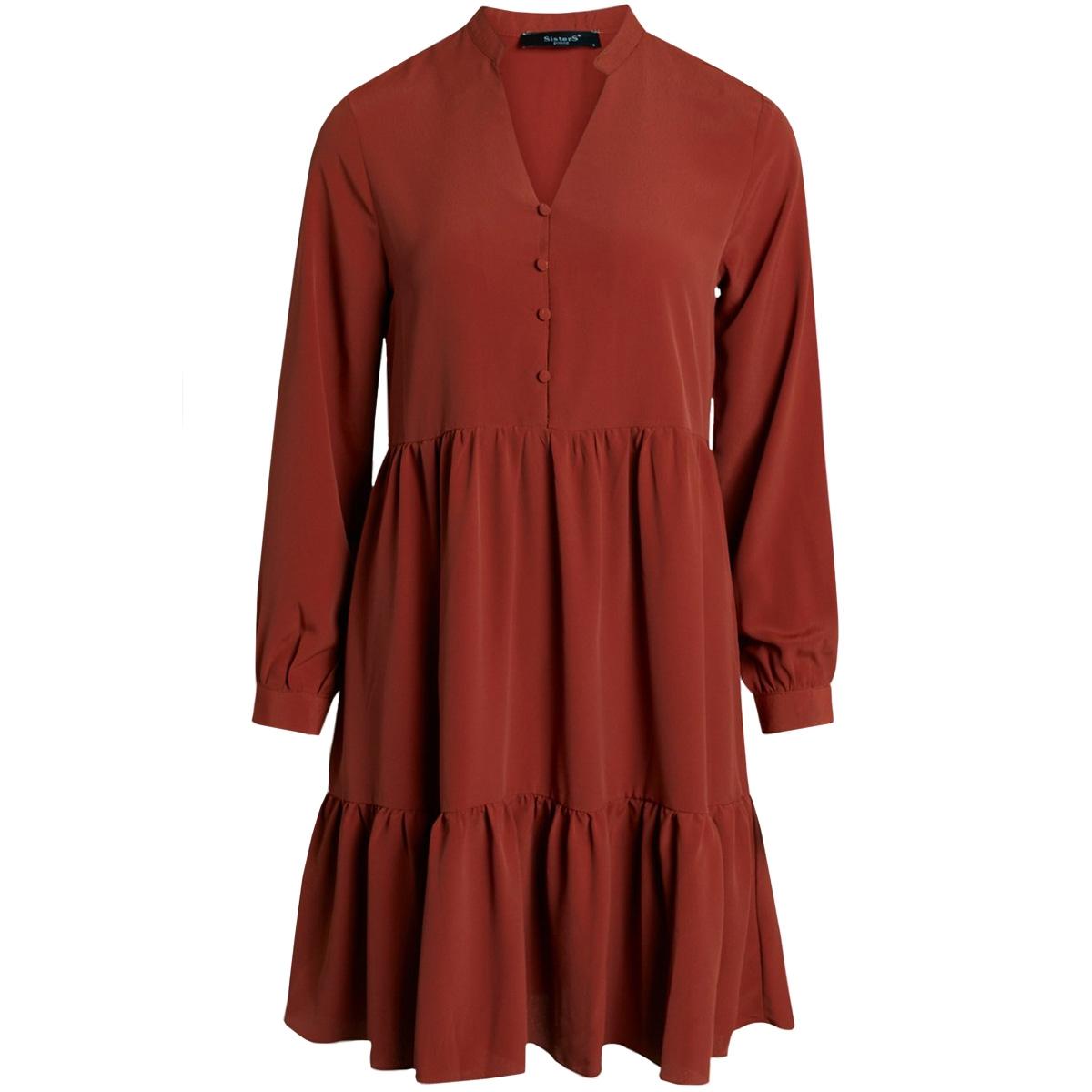 new gloss sisters point jurk rust