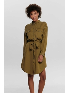 onluna oversized shirt dress wvn 15191753 only jurk tapenade