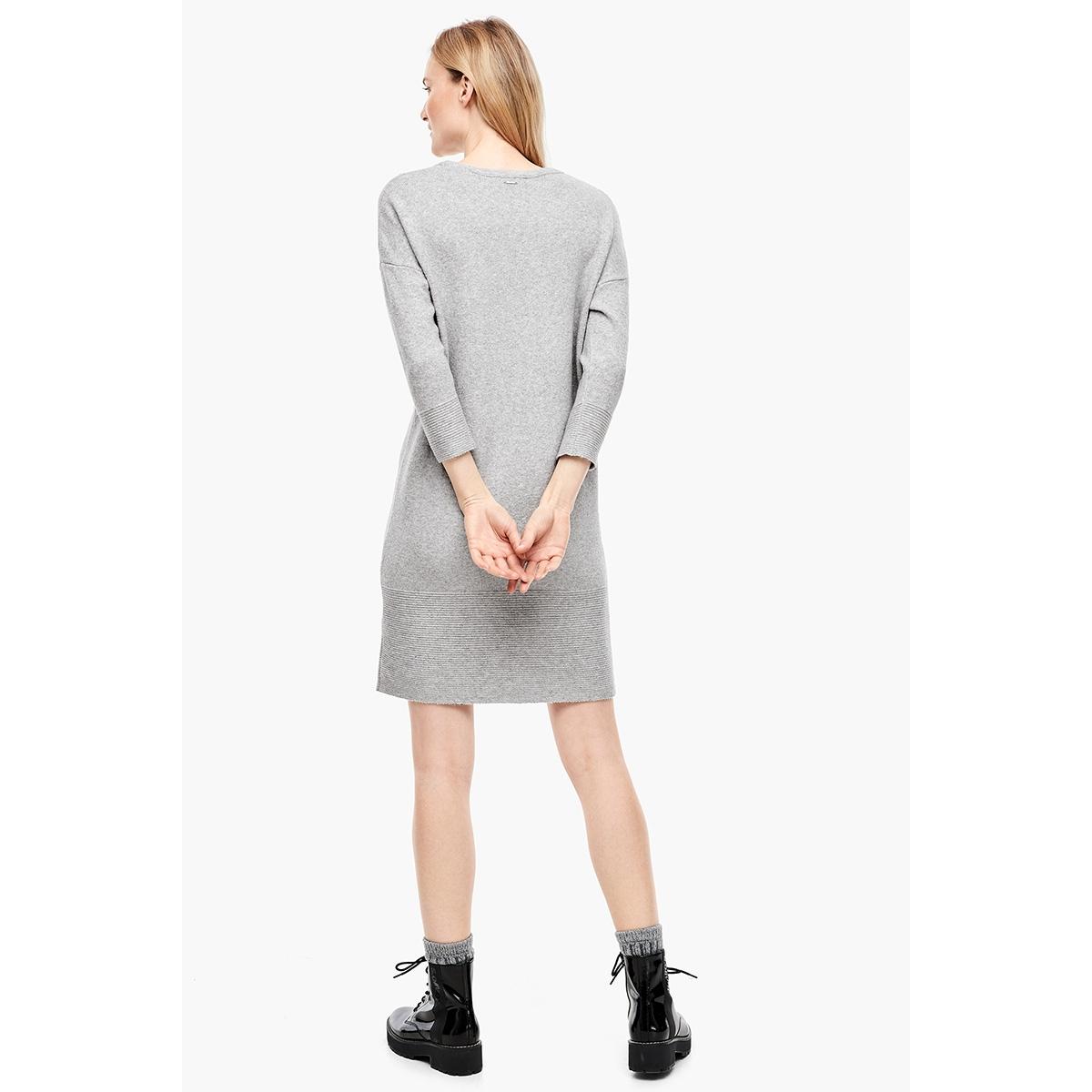 gemeleerde jurk 21912823963 s.oliver jurk 9400
