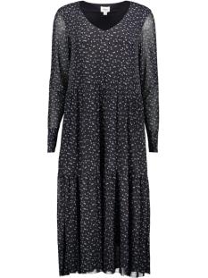 u6571  woven mesh dress l s 30501692 saint tropez jurk 19 3713