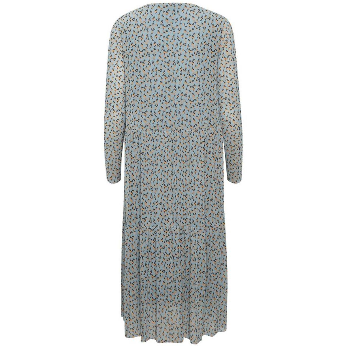 u6571  woven mesh dress l s 30501692 saint tropez jurk 17 4412