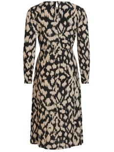 objnoah l/s long dress a lmt 12 23033616 object jurk humus/animal dot