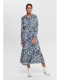Jacqueline de Yong Jurk JDYRICCI L/S MAXI DRESS WVN 35005787 Egret/LEO