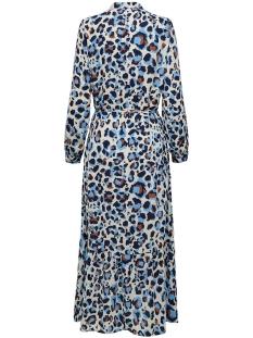 jdyricci l/s maxi dress wvn 35005787 jacqueline de yong jurk egret/leo