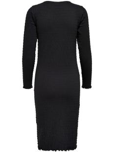 jdyshilda l/s dress jrs 15184343 jacqueline de yong jurk black/stripe
