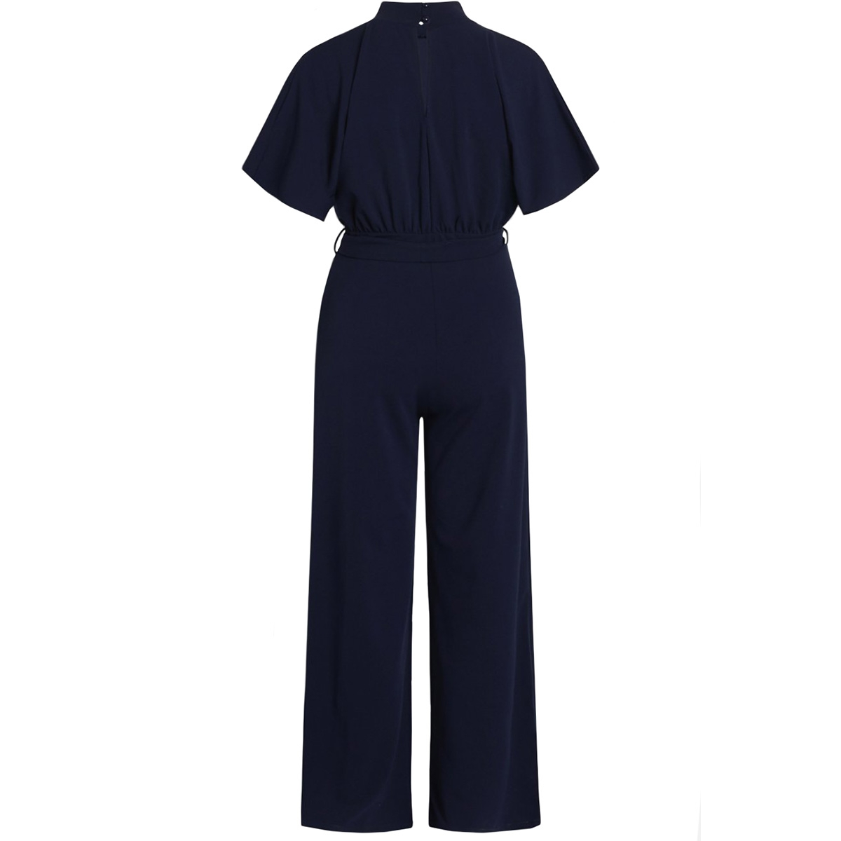 girl ju sisters point jumpsuit navy