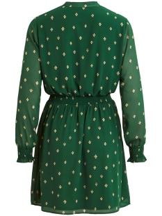 visunema l/s dress /su 14056057 vila jurk eden/nomad